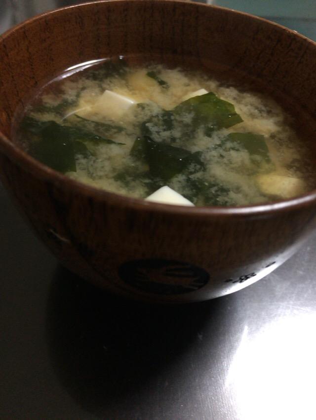 blog用お味噌汁