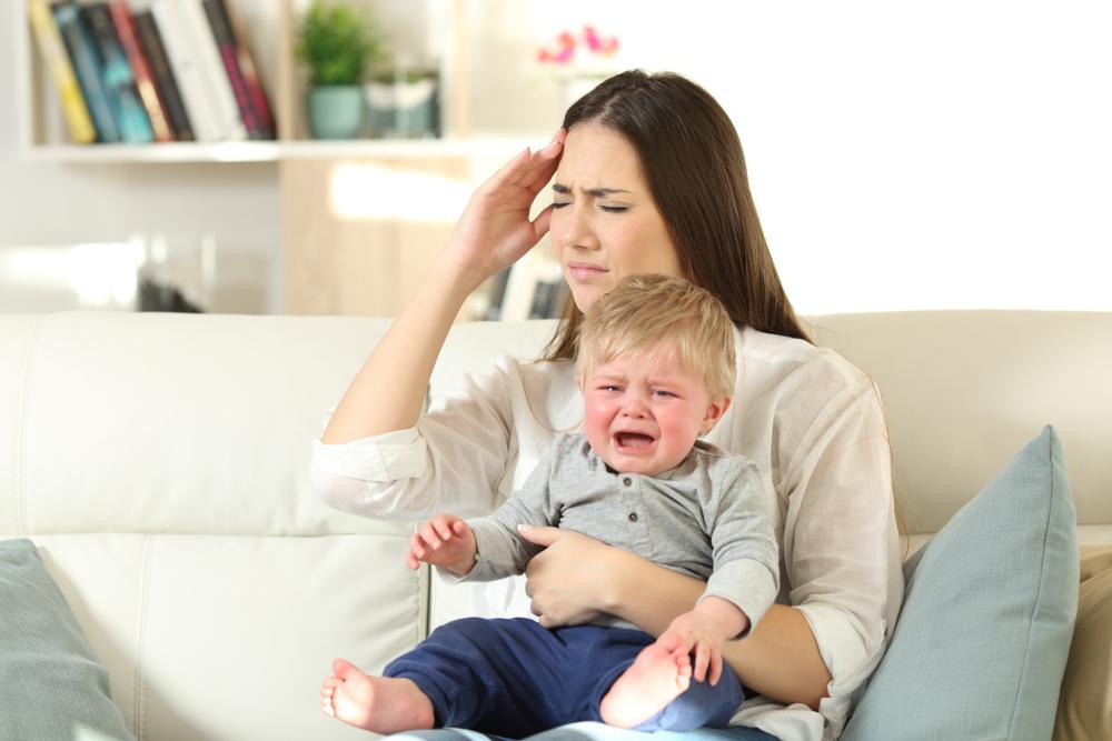 【産後イライラ】子育てにイライラする人の特徴と対処方法